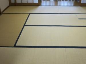 和室 畳の写真